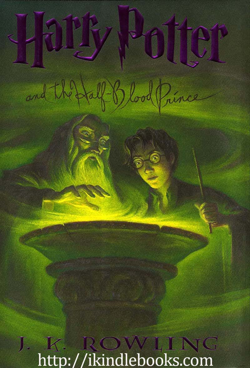 Download ebook Harry Potter and the Half-Blood Prince