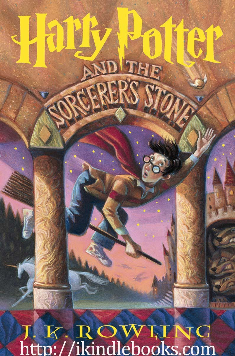 Download ebook Harry Potter and the Sorcerer's Stone