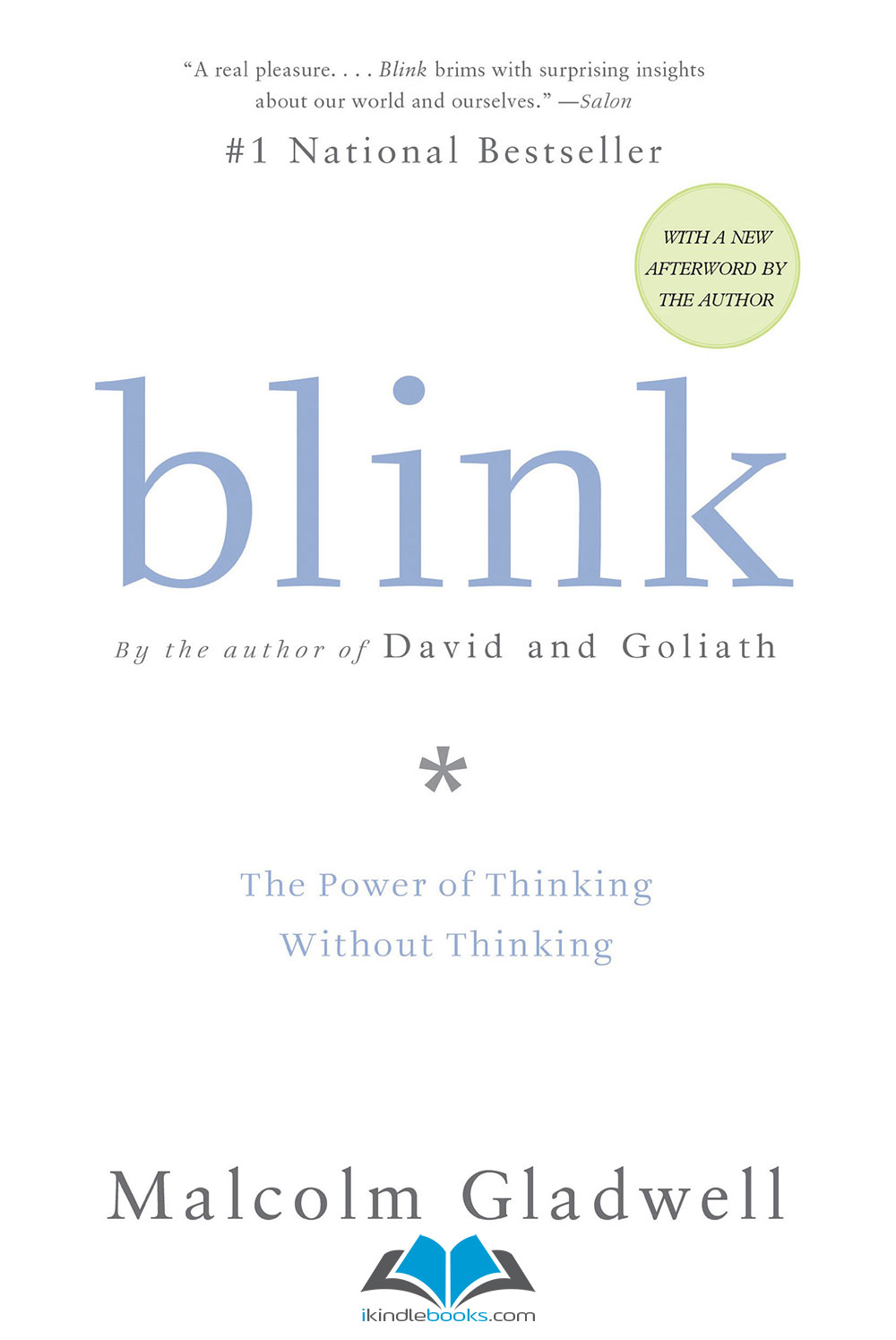 Download ebook Blink: The Power of Thinking Without Thinking