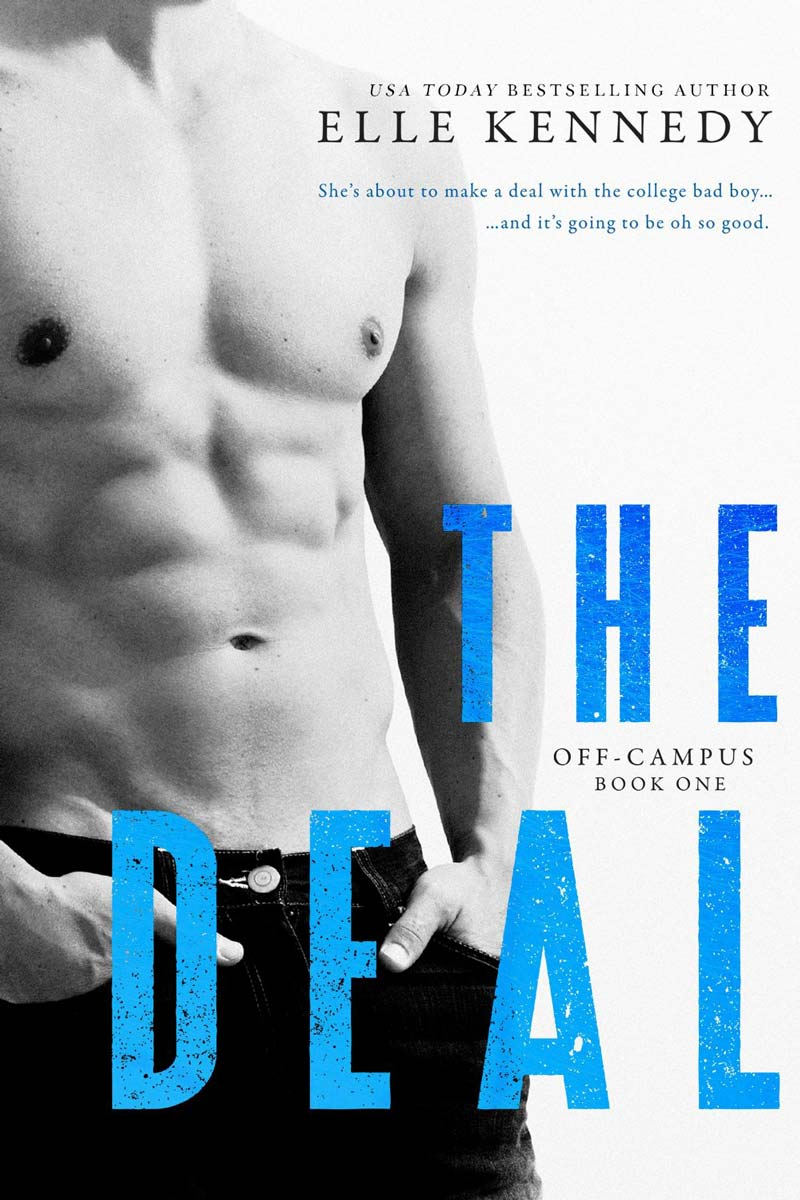 Download ebook The Deal by Elle Kennedy