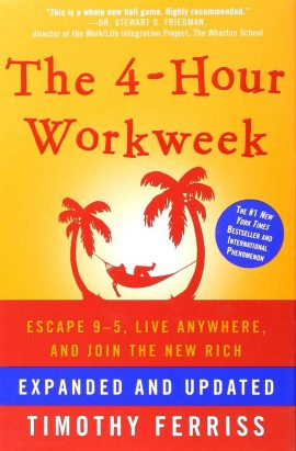 The 4-Hour Workweek ebook EPUB/PDF/PRC/MOBI/AZW3 by Timothy Ferriss