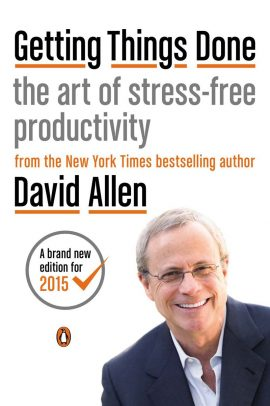Getting Things Done: The Art of Stress-Free Productivity ebook EPUB/PDF/PRC/MOBI/AZW3