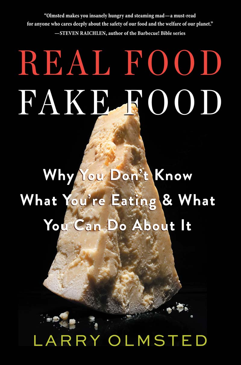 Download ebook Real Food / Fake Food