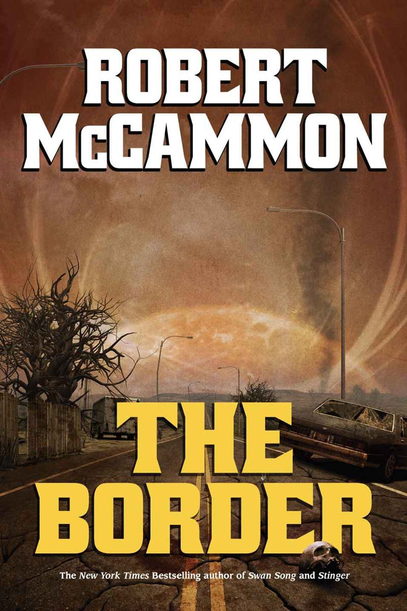 Download ebook The Border