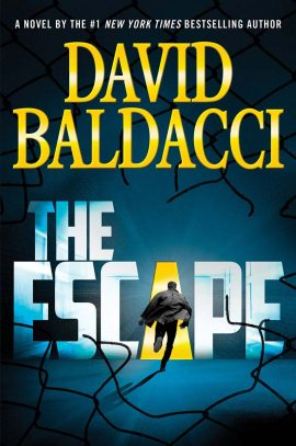 The Escape ebook EPUB/PDF/PRC/MOBI/AZW3 by David Baldacci