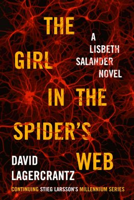 The Girl in the Spider's Web ebook EPUB/PDF/PRC/MOBI/AZW3