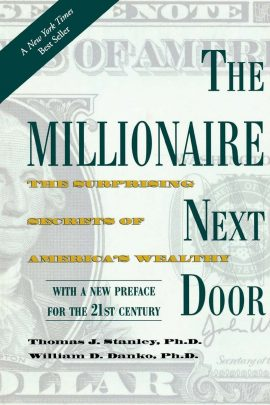 The Millionaire Next Door ebook EPUB/PDF/PRC/MOBI/AZW3