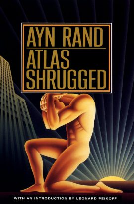 Atlas Shrugged by Ayn Rand ebook epub/pdf/prc/mobi/azw3