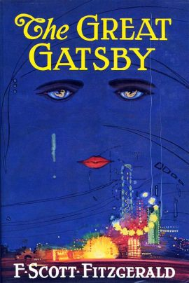The Great Gatsby by F. Scott Fitzgerald ebook epub/pdf/prc/mobi/azw3