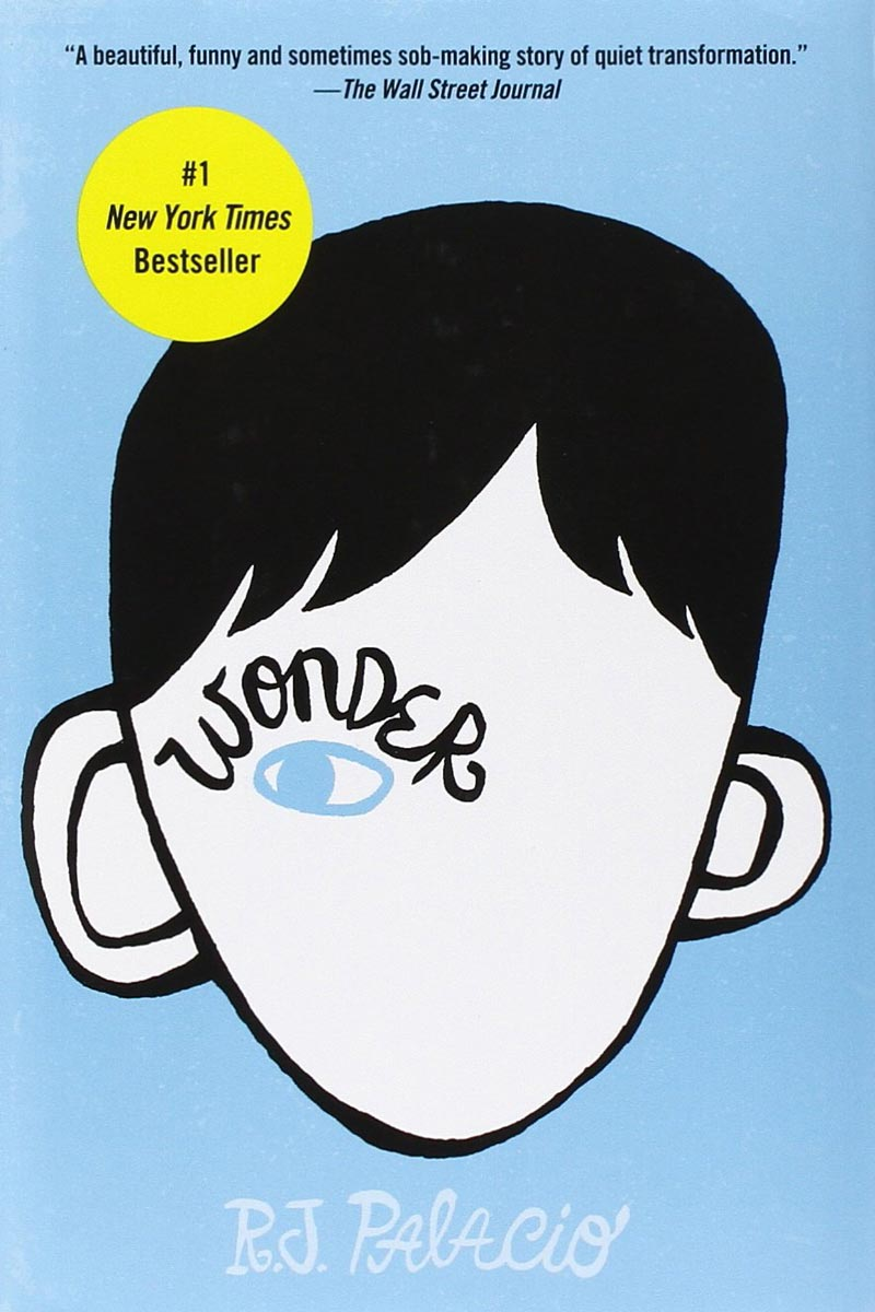 Download ebook Wonder by R. J. Palacio