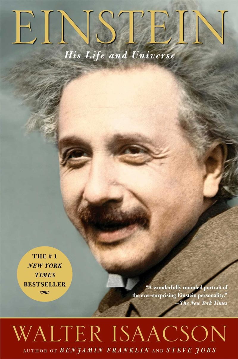 Download ebook Einstein: His Life and Universe