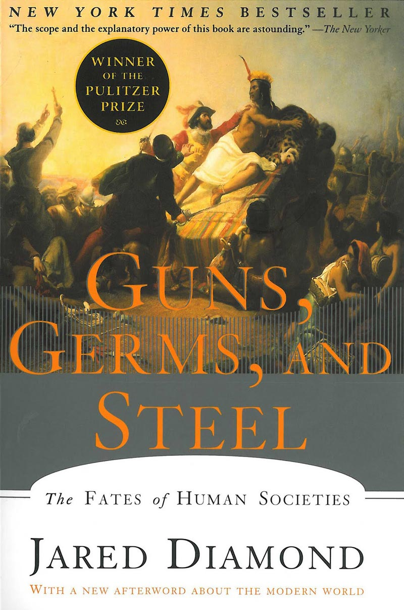 Download ebook Guns, Germs, and Steel: The Fates of Human Societies