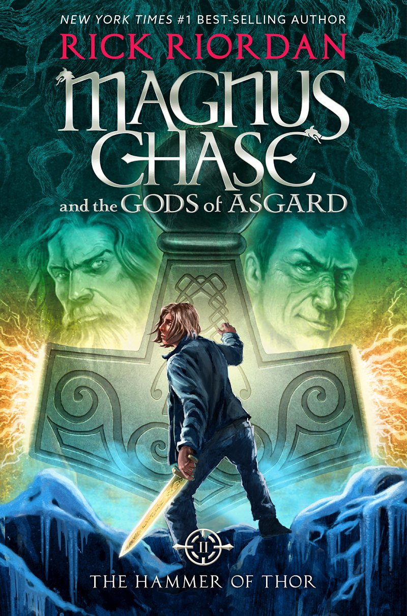 Download ebook The Hammer of Thor (Magnus Chase and the Gods of Asgard Book 2)