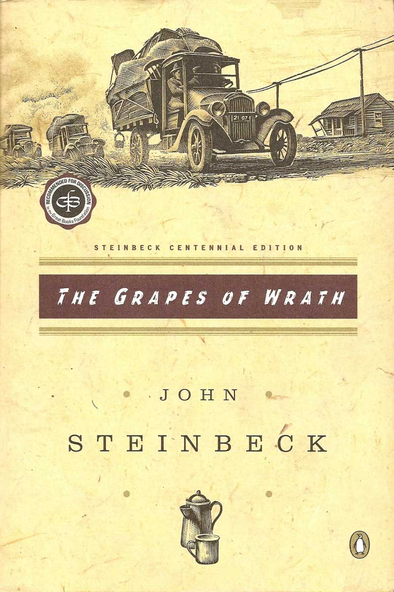 Download ebook The Grapes of Wrath