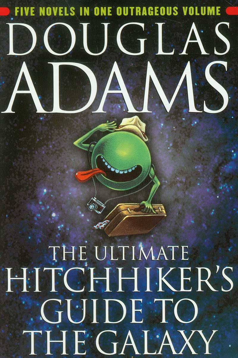 Download ebook The Ultimate Hitchhiker's Guide to the Galaxy