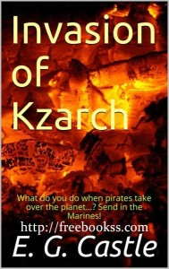 Invasion of Kzarch - Free ebook epub, pdf, prc, azw3