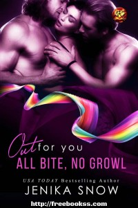 All Bite, No Growl - Jenika Snow ebook free