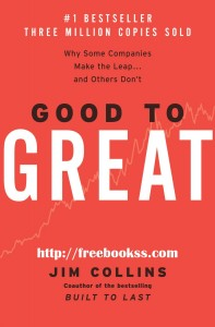 Good to Great: Why Some Companies Make the Leap...And Others Don't ebook free