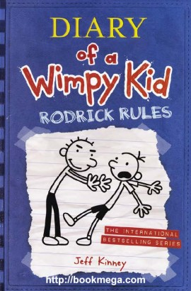Ebook Diary of a Wimpy Kid: Rodrick Rules (Book 2) download