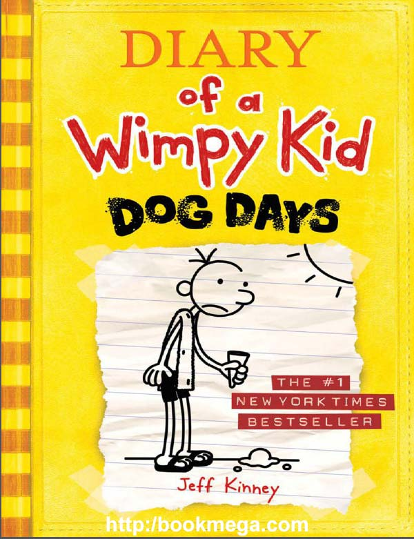Download ebook Diary of a Wimpy Kid: Dog Days (Book 4)