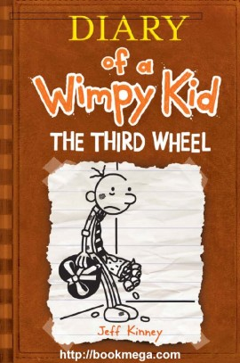 Ebook Diary of a Wimpy Kid: The Third Wheel (Book 7)