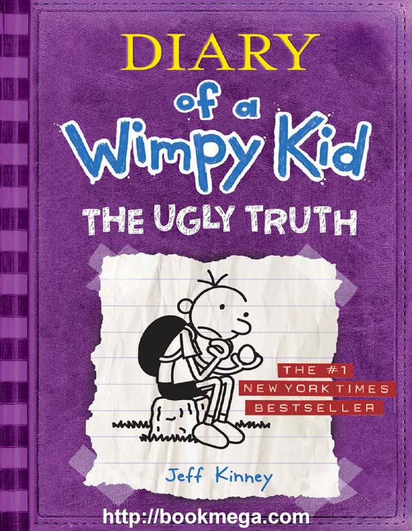 Download ebook Diary of a Wimpy Kid Book: The Ugly Truth (Book 5)