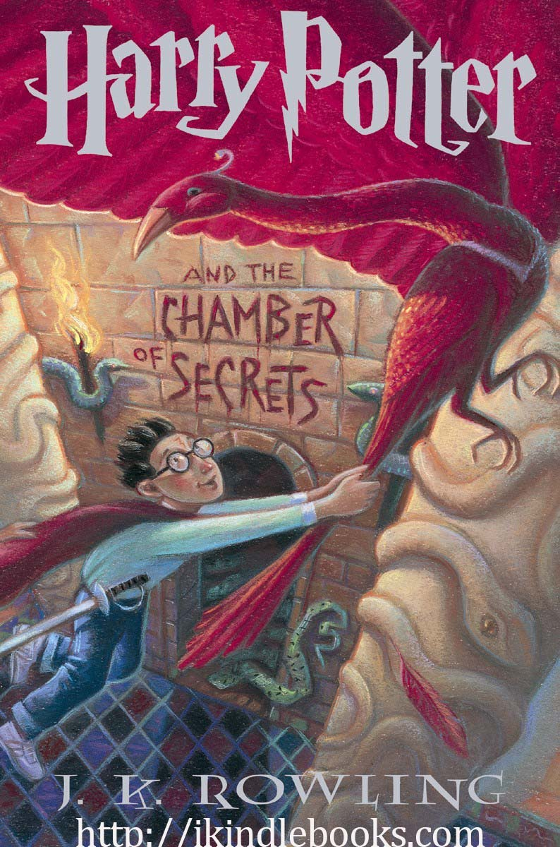 Download ebook Harry Potter and the Chamber of Secrets