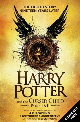 Harry Potter and the Cursed Child ebook EPUB/PDF/PRC/MOBI/AZW3