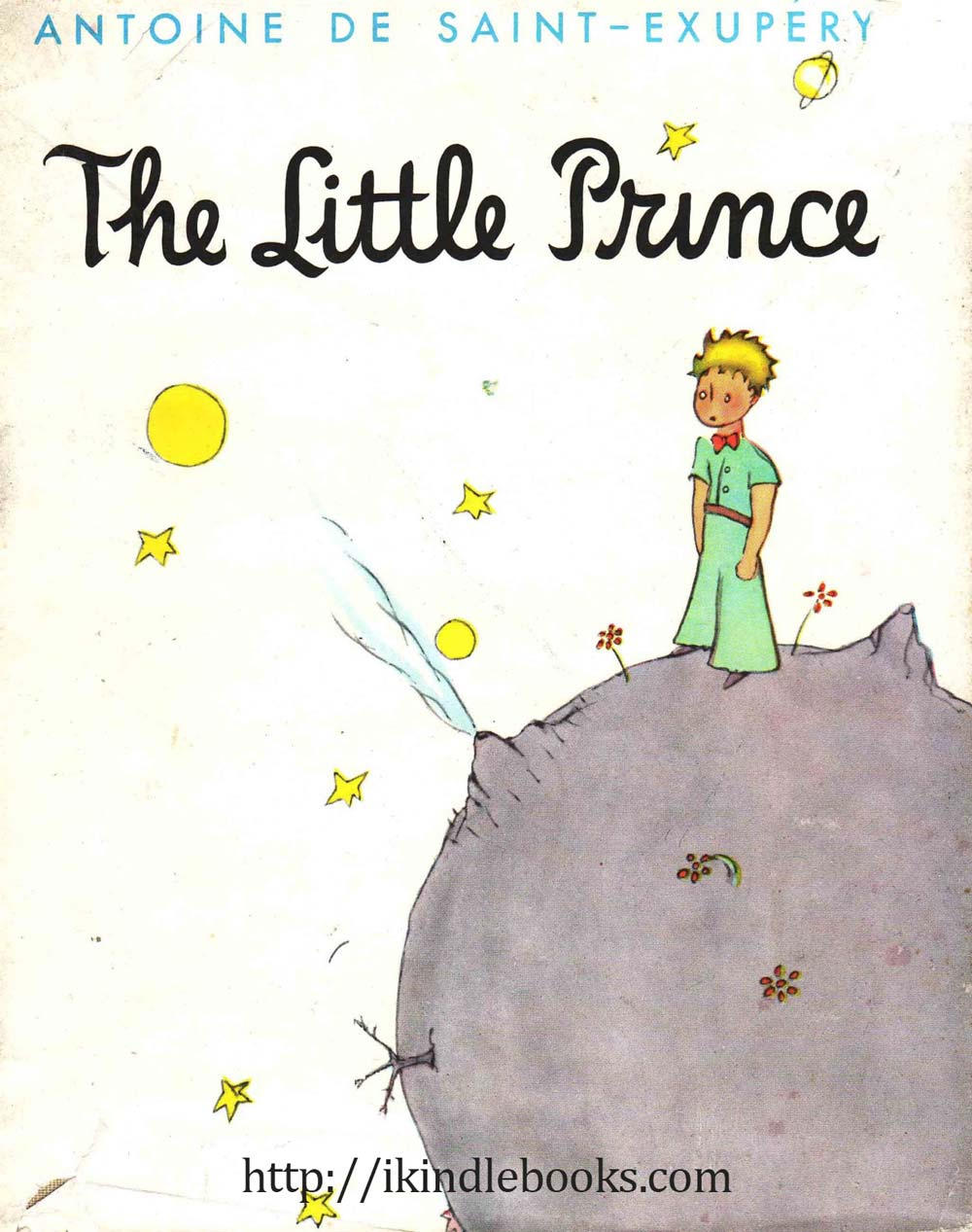 Little prince in english скачать pdf