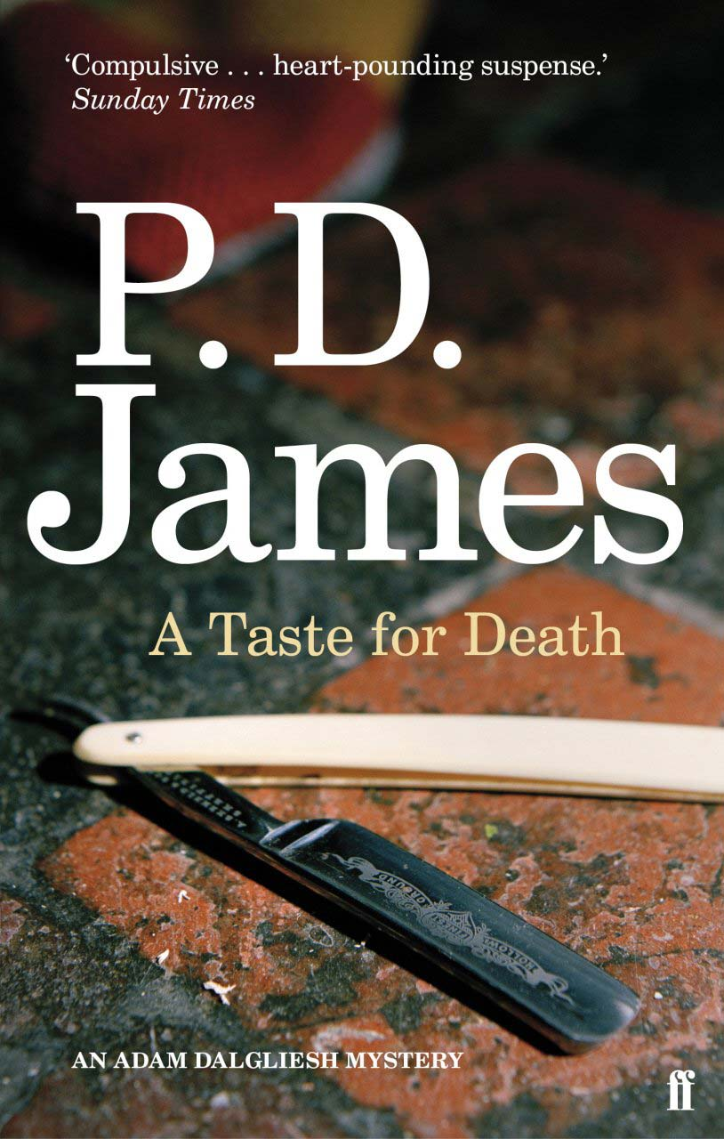 Download ebook A Taste For Death