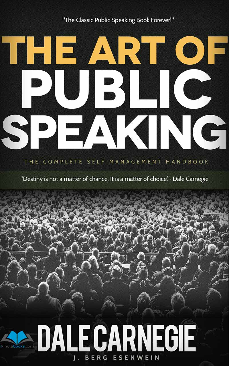 Download ebook The Art of Public Speaking