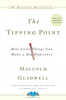 The Tipping Point: How Little Things Can Make a Big Difference ebook EPUB/PDF/PRC/MOBI/AZW3