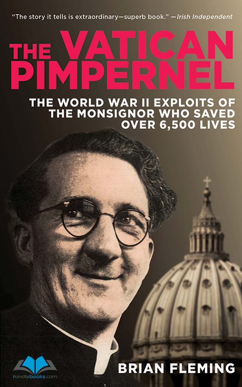 Download ebook The Vatican Pimpernel