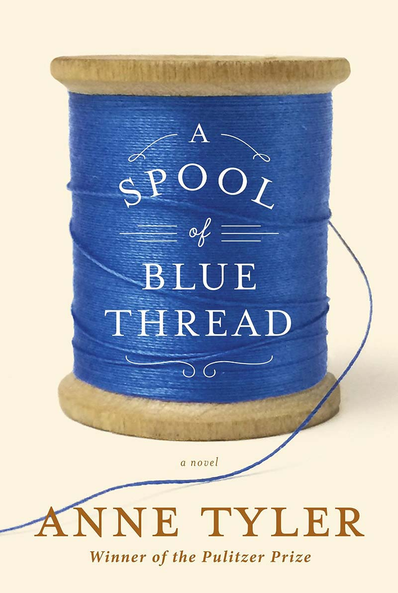 Download ebook A Spool of Blue Thread