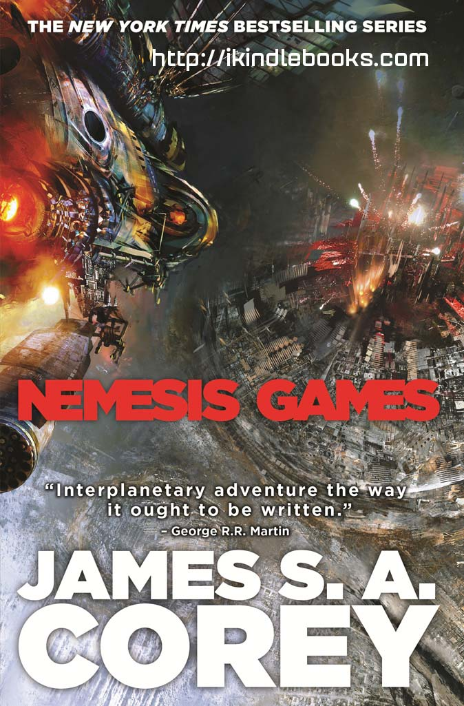 Download ebook Nemesis Games (The Expanse)
