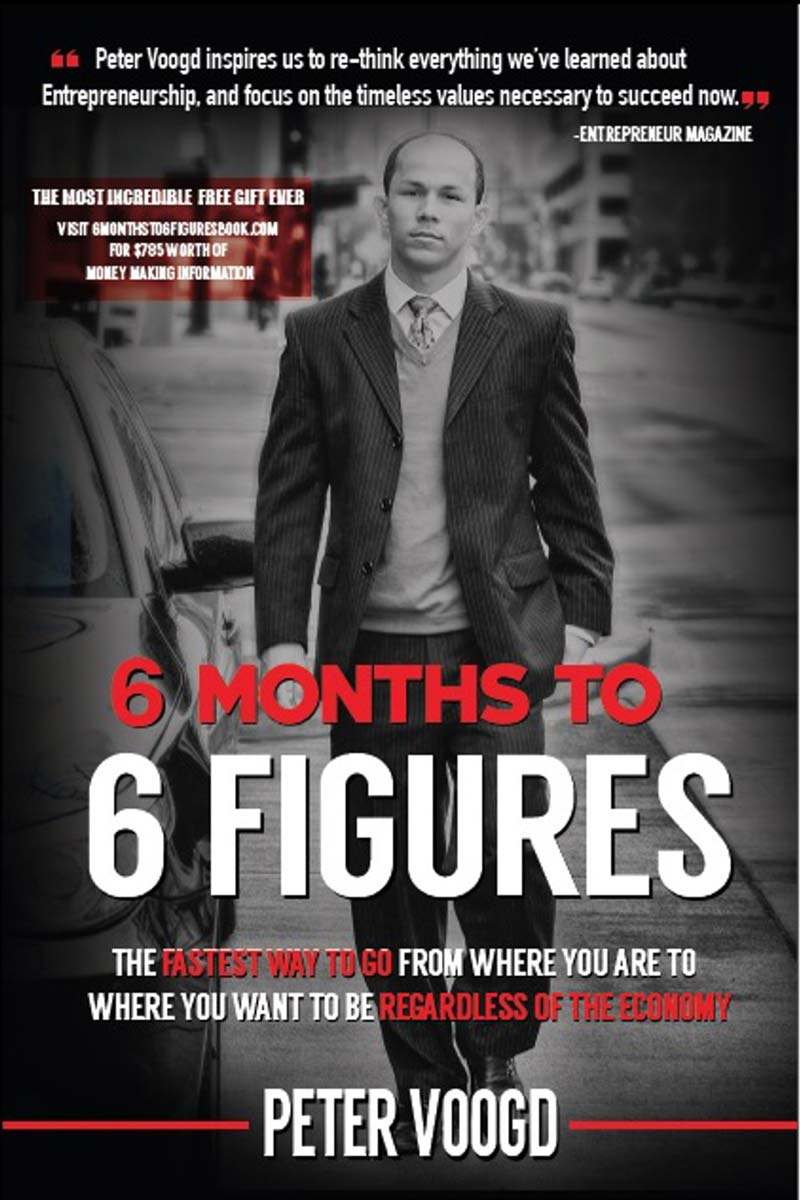 Download ebook 6 Months to 6 Figures
