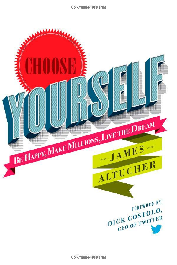 Download ebook Choose Yourself!