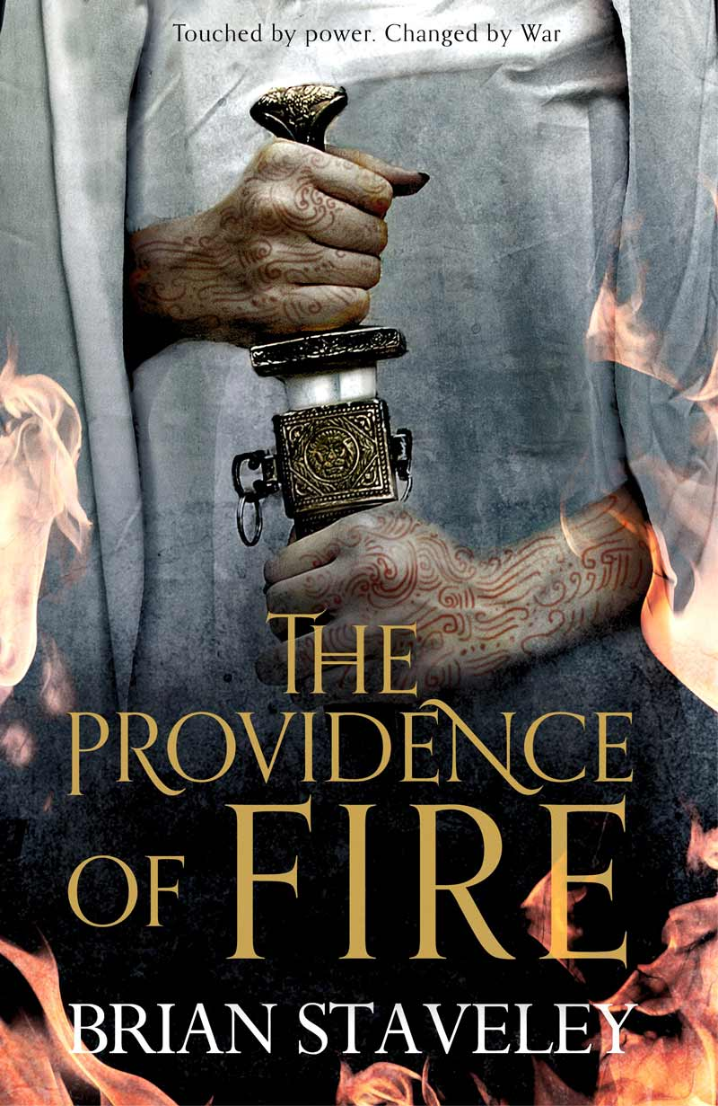 Download ebook The Providence of Fire