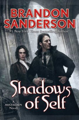Shadows of Self ebook EPUB/PDF/PRC/MOBI/AZW3 by Brandon Sanderson