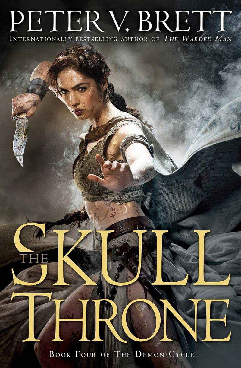 Download ebook The Skull Throne