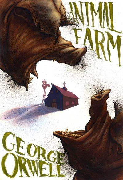 the modern dictatorship of napoleon the pig in animal farm an allegorical novella by george orwell Unfair leadership dislike for ruler death penalty animal farm is an allegorical novel by george dictator, napoleon, in charge of the farm pigs napoleon.