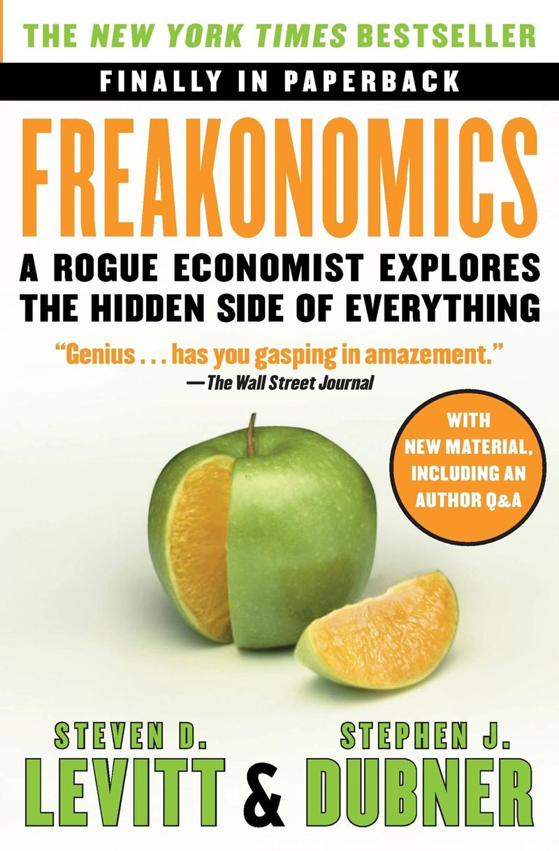 Freakonomics by steven d levitt stephen j dubner ebook epubpdf download ebook freakonomics a rogue economist explores the hidden side of everything fandeluxe Image collections