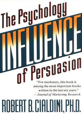 Influence: The Psychology of Persuasion by Robert B. Cialdini ebook epub/pdf/prc/mobi/azw3 download
