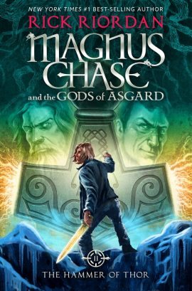 The Hammer of Thor (Magnus Chase and the Gods of Asgard Book 2) by Rick Riordan ebook epub/pdf/prc/mobi/azw3