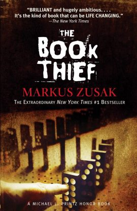 The Book Thief by Markus Zusak ebook epub/pdf/prc/mobi/azw3 free download