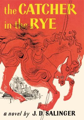 The Catcher in the Rye by J. D. Salinger ebook epub/pdf/prc/mobi/azw3 download free