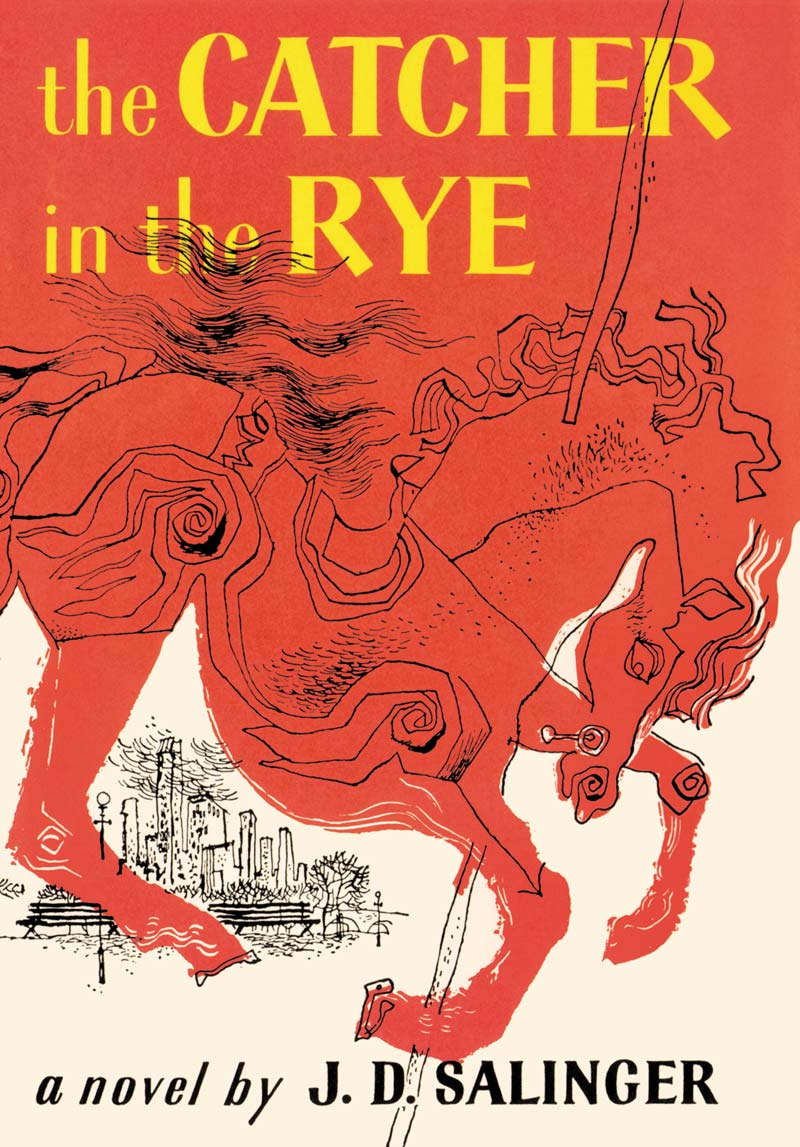 Download ebook The Catcher in the Rye