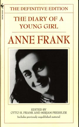 The Diary of a Young Girl by Anne Frank ebook epub/pdf/prc/mobi/azw3 download