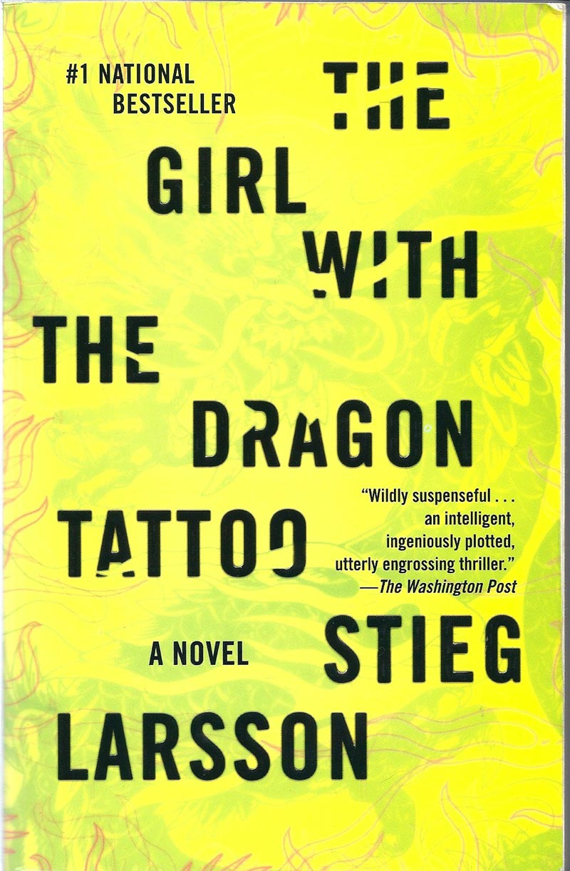 Download ebook The Girl with the Dragon Tattoo