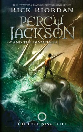 The Lightning Thief by Rick Riordan ebook epub/pdf/prc/mobi/azw3 download free